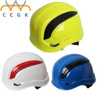 8-point fabric lining Work helmet anti-smashing ABS summer breathable sunscreen fashion personalized helmets