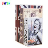 OSPON New Book safe box Metal Steel Cash Secure Hidden Dictionary Booksafe Homesafe Money Box Coin Storage Secret Bank Password