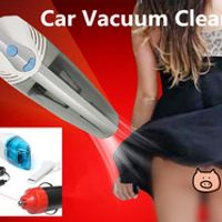 JLEC Car-Styling Electrical Appliances Portable Car Vacuum Cleaner Wet and Dry