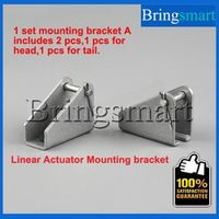 Free Shipping Hot Sales 2 pcs Linear Actuator Mounting Bracket A type