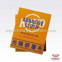 100 pcs / lot GuangYang Japan KOYO Double Sides Sandpaper Sanding Paper 600#