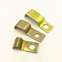 6mm dia/Single side fixture oil tube/pipe/hose clamps PC-1106 for centralized lubrication system/CNC machine center
