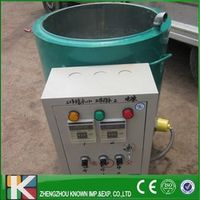 15 kg/hour Paraffin wax bee wax melting equipment, wax melting pots wax melting tank