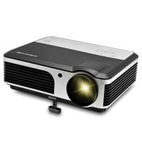 CAIWEI Theatre Digital LCD LED 3800Lumens For home Cinema Video Games USB Projector