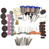 Brand New 161pcs BIT SET SUIT MINI DRILL ROTARY TOOL & FIT DREMEL Grinding,Carving,Polishing tool sets,grinder head