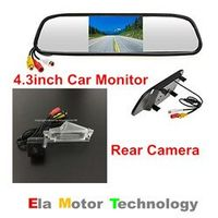 thehotcakes Waterproof Parking System HD Night Vision Car Rear View Camera For Dodge