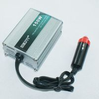 BELTTT DC to AC Car Power Inverter Adapter trip 150W travel vehicle-mounted 12V to