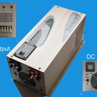 BELTTT Pure Sine Wave 2000W frequency car Power Inverter Dc 12V 24V to Ac 220v
