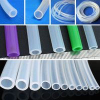 8x11 Food Grade Silicone Tube Hose Pipe ID 8mm OD 11mm New High Quality