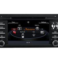 ZWNAV Car Navigation System GPS Auto Radio Multimedia SAT NAV DVD for Porsche Cayenne