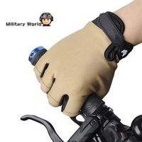 WOSAWE Women Cycling Sport Half Finger Riding Hand Protector Durable Ultra-thin