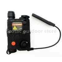 element airsoft PEQ LA-15 LED light with Red Laser IR Fits for Airsoft Tactical