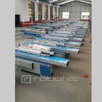 Rabotec Factory Woodworking Machine 3000mm MJ6130Td 90 Degree Precision Panel Saw