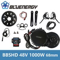 Bafang BBS03 BBSHD 46T Model 48V 1000W Ebike Electric Bicycle Motor Mid Drive