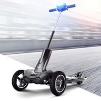 MWmotor MERCANE M1 Electric scooter Folding vehicle three Front 10 inches rear wheel
