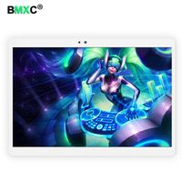 BMXC 10 Android 6.0 Octa core 3G 4 G Lte phone call 4GB/64GB dual sim Tablet PC GPS
