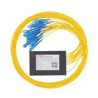 Qualmaker 1*16 Optical 1/16 FTTH Fiber Splitter Cable Branching Device Single Mode