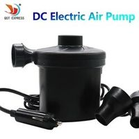 Air Pump automobile cigarette lighte DC 12V AC220-240V Car Electric for Camping Air bed mattress Boat Inflator inflatable pump