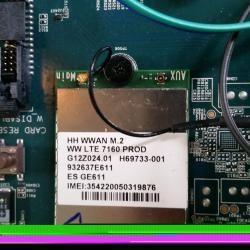 IoT modem interior structure