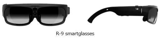 R-9 smartglasses
