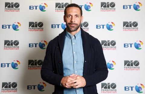 BT and Rio Ferninand celebrate key milestone in pledge to get young people 'work ready'