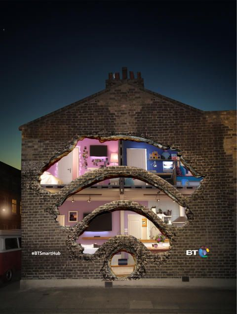 "BT launches a new ""POWERFUL Wi-Fi"" campaign for the Smart Hub"