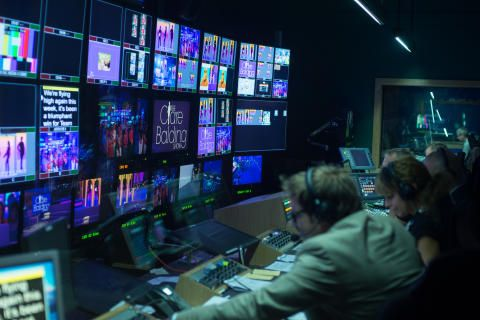 BT trials the UK's first live TV production with 5G