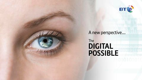 BT works with CIOs to achieve the 'Digital Possible'