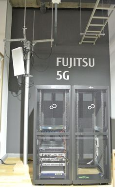 Local 5G system antennas and base stations
