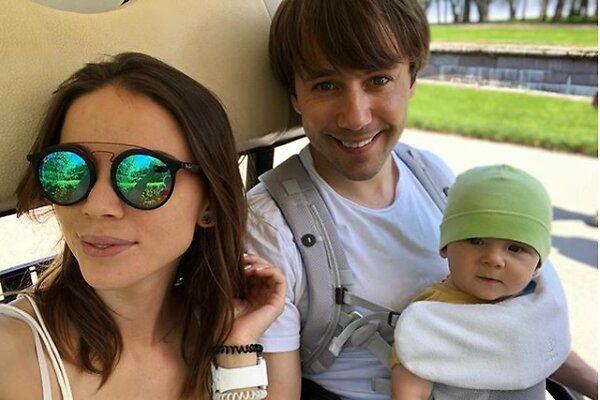 Бывший муж Татьяны Арнтгольц ушел от жены и 7-месячного сына