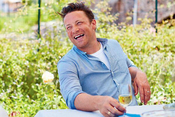 Джейми Оливер раскрывает все секреты итальянской кухни