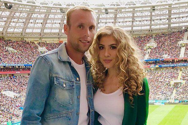 Известного российского футболиста «бросила» жена