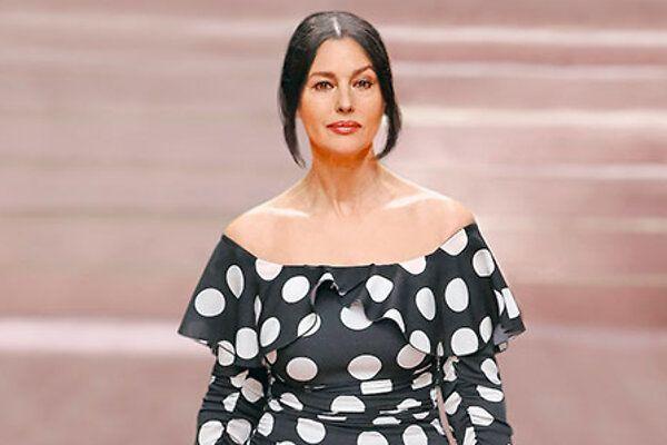 Алла Вербер: «Хочу гороховое платье, как у Моники Беллуччи»
