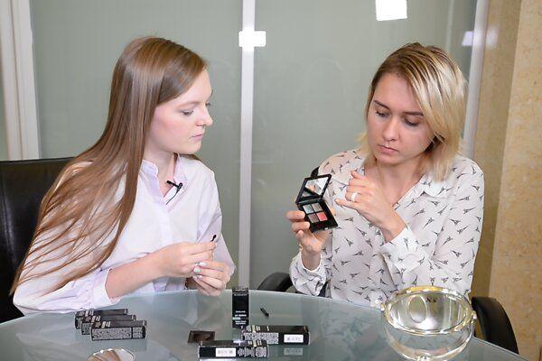 Бьюти-блог 7Дней.ру: тестируем осеннюю коллекцию макияжа Givenchy