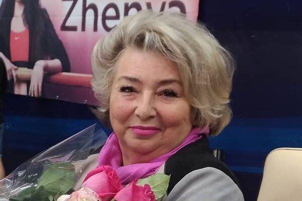 Татьяна Тарасова выступила в защиту Евгении Медведевой