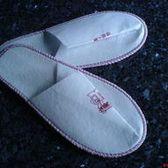╭☆ 衛生*便利 ☆╯ 紙拖鞋 一 雙 只要 5 元