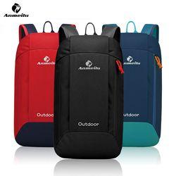 ANMEILU 10L Women Men Travel Backpack,Female Climbing Bag,Small Outdoor Camping Pack,7 Colors Children Boy Girl Sport Bag