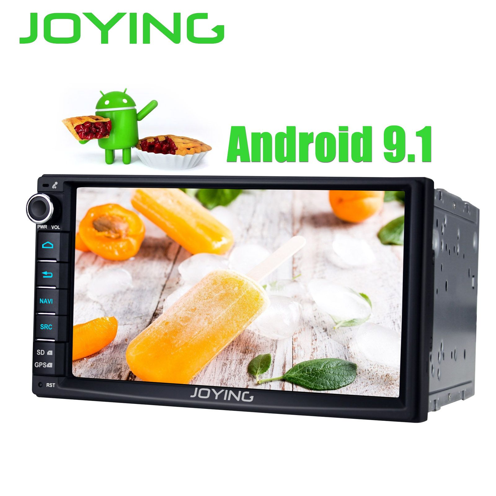 JOYING 2 din Android 9.1 unversal 7