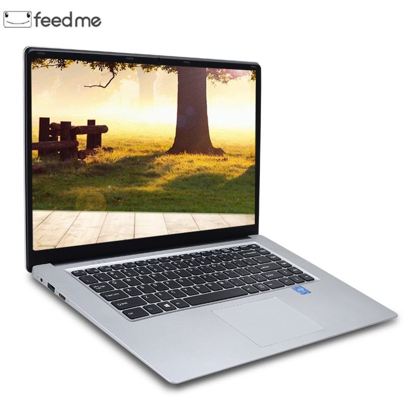 15,6 zoll 8GB RAM DDR4 256 GB/512 GB SSD Notebook intel J3455 Quad Core Laptops Mit FHD display Ultrabook Student Computer