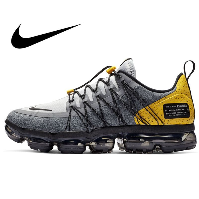 Nike Vapormax Men Running Shoes Sneakers Full Palm Air Cushion Outdoor Sports Designer Athletic Footwear 2019 New AQ8810