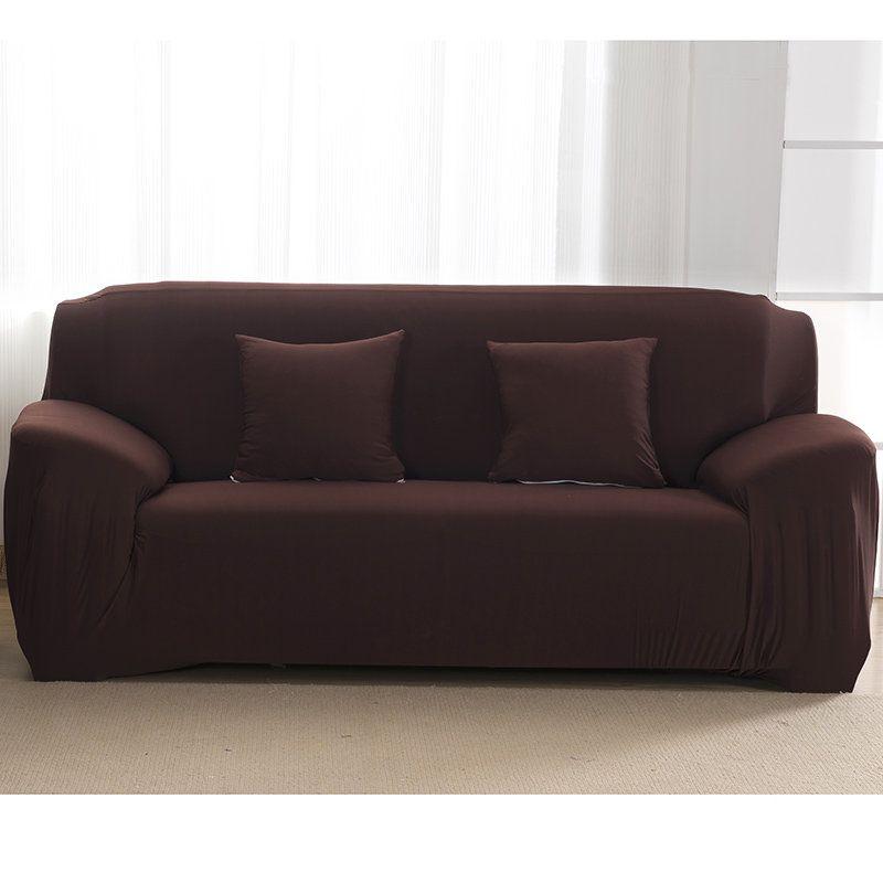 Housse de canapé élastique géométrique coton chaise housses de canapé extensible couvre pour salon canapé couverture canapé serviette funda canapé
