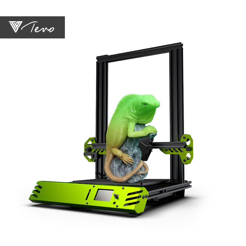 TEVO Tarantula Pro Die günstigsten 3D Drucker DIY Kits in 2019 Neueste 3D Drucker (Presell link)