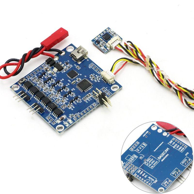 BGC 3.1 contrôleur de cardan sans balais/contrôleur PTZ avec capteur 6050 pour FPV Multirotor Drop livraison gratuite