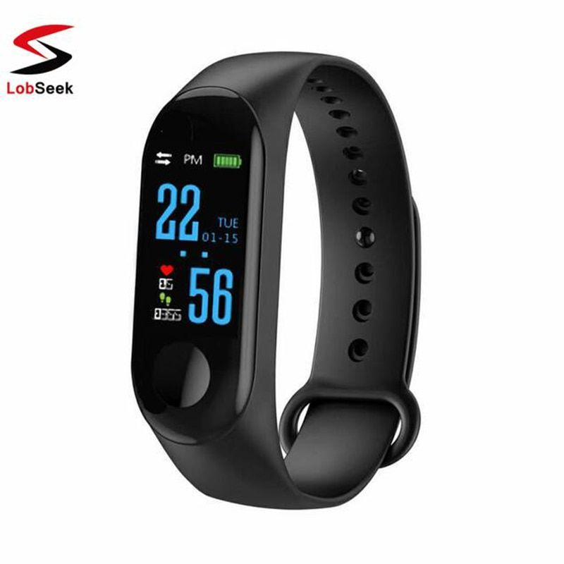 Smart Wristband Fitness tracker Bracelet Waterproof bluetooth smartwatch Message Heart Rate monitor smart bracelet M3 M4 band