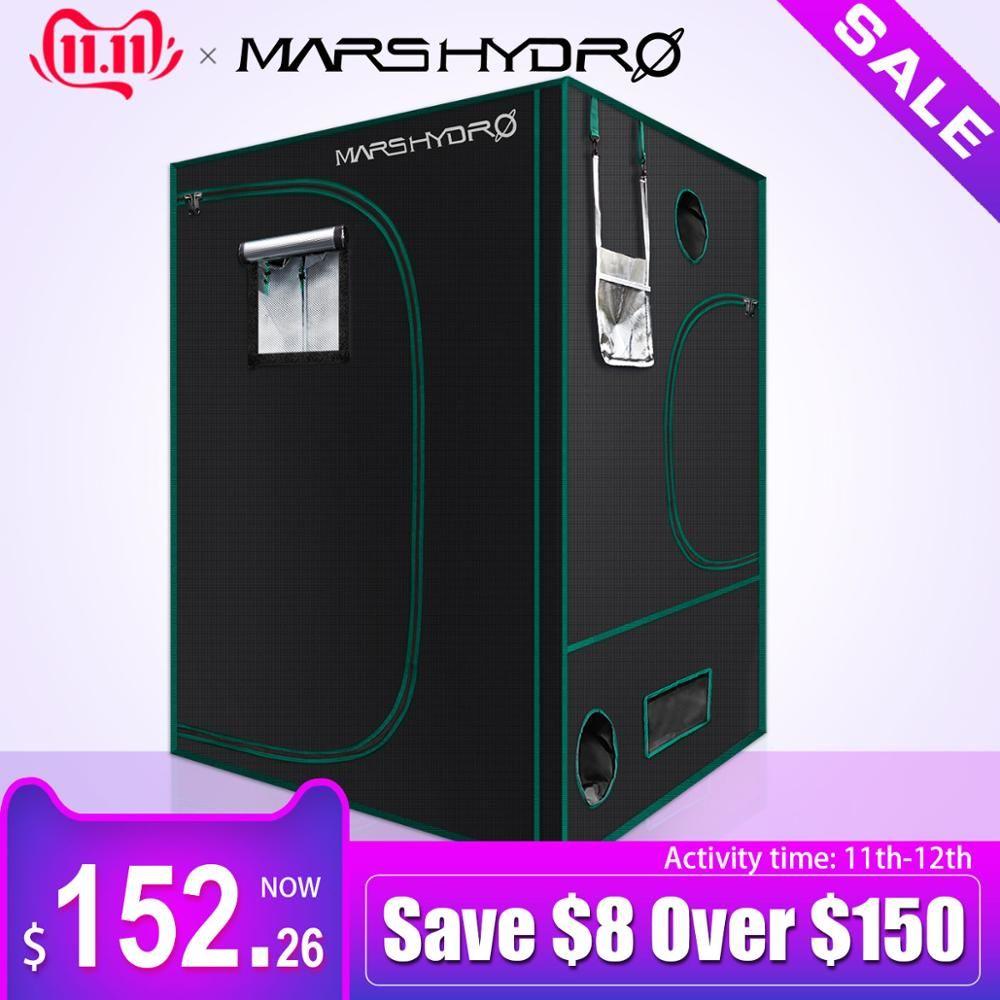 1680D Marshydro LED wachsen zelt 150*150*200cm für Hydrokultur, Wachsen Box, LED Wachsen System
