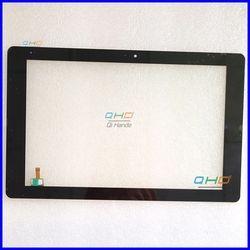 Baru Layar Sentuh 10.1 Inci untuk CHUWI Hi10 Pro CW1529 Dual OS Windows & Android Intel PQ64G42160804644 Tablet PC Panel digitizer