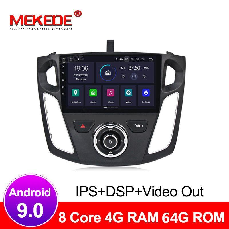 PX5 4GB + 64GB Android 9.0 Auto multimedia-system radio-player für Ford focus 2011-2016 mit gps navigation WiFi BT DSP IPS NAVI
