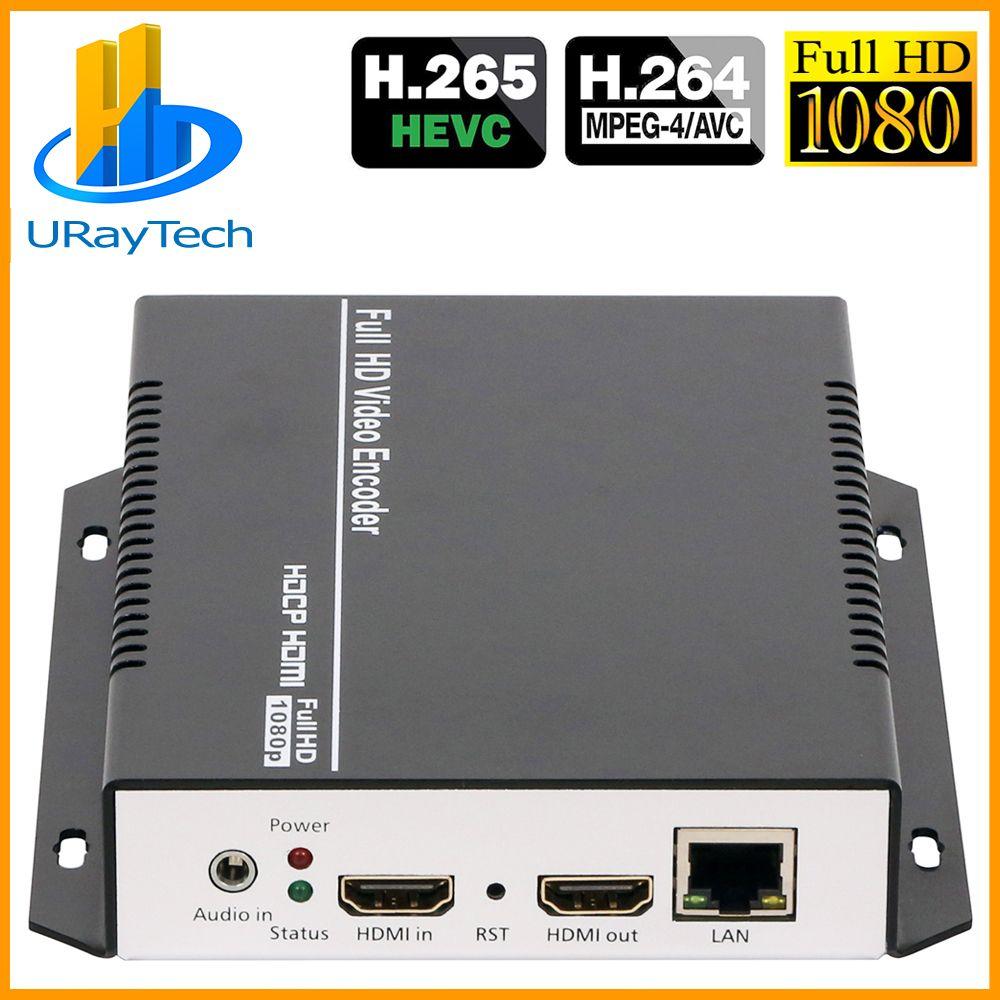 HEVC HDMI Video Audio IPTV Encoder H.265 H.264 Live Broadcast RTMP Encoder HDMI Zu RTMP RTSP HLS ONVIF UDP Sender h264 H265