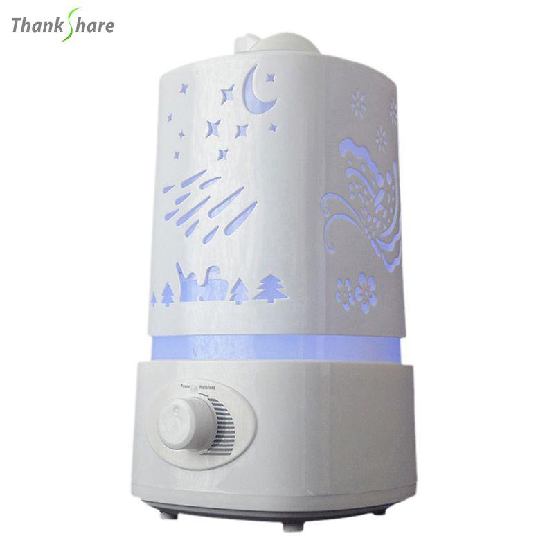 Aromathérapie de diffuseur d'huile essentielle d'air ultrasonique d'humificador de diffuseur d'humidificateur d'arome de LED de 7 couleurs 1500 ml