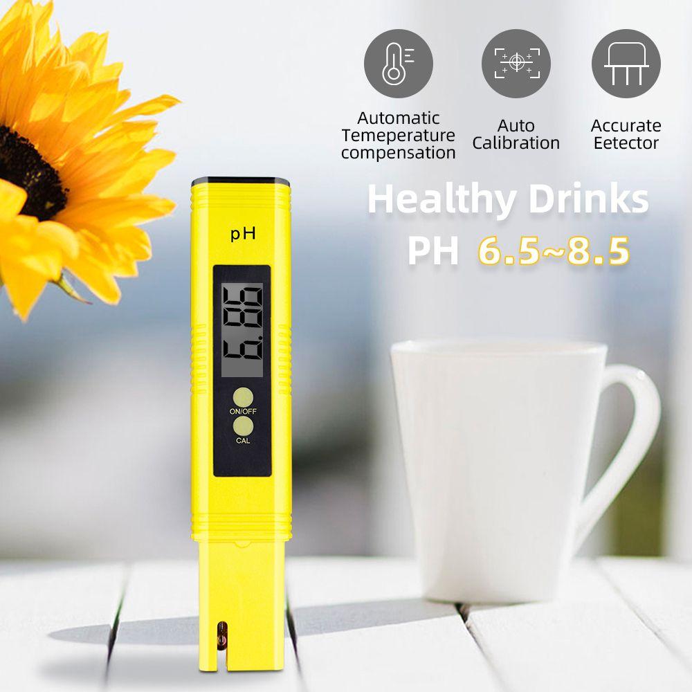 PH mètre numérique testeur d'acidité précision 0.01 PH testeur Aquarium piscine eau qualité mesure vin Urine calibrage automatique 22%